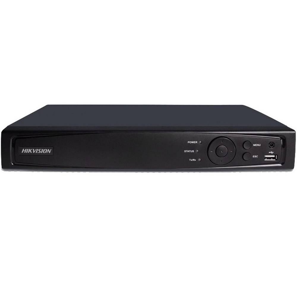 Фото 4 - Гибридный видеорегистратор Hikvision DS-7204HUHI-F1/N с подключением до 4 CVBS/HD-TVI/AHD и до 2 IP-камер 4Мп.