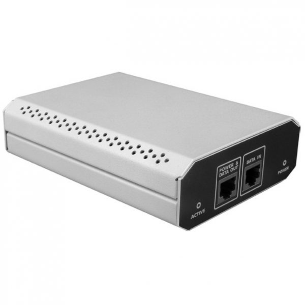 Фото 1 - Smartec STG-HPOE1. Инжектор питания Hi-PoE для термокожуха STH-5230S-HPOE.