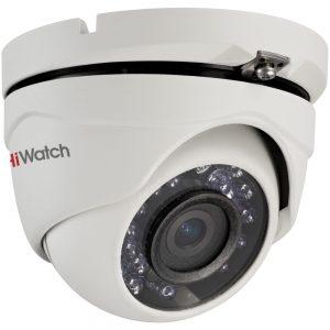 Фото 38 - HiWatch DS-T203. Уличная 1080p HD-TVI камера-сфера с ИК-подсветкой.