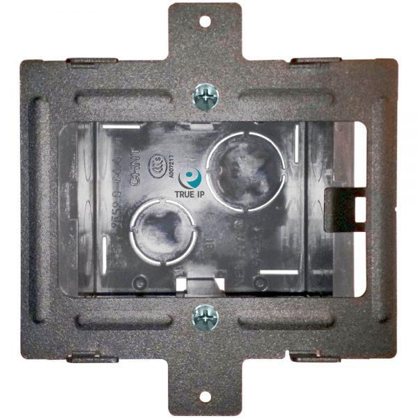 Фото 3 - Врезной бокс TI-Box U для крепления вызывных панелей/мониторов.