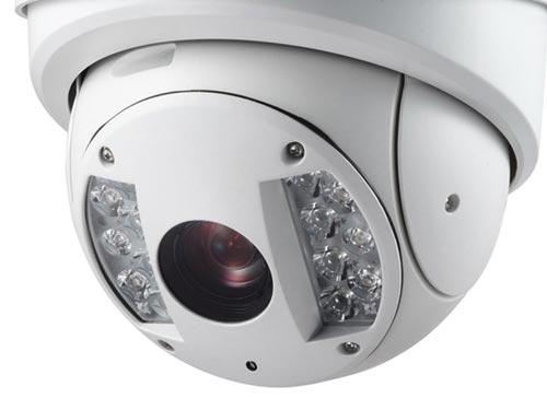 Фото 2 - Hikivision DS-2DF1-714 + TRASSIR ActiveDome в подарок. Уличная скоростная купольная поворотная аналоговая видеокамера с ИК-подсветкой..