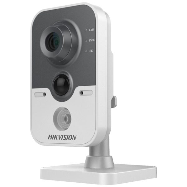 Фото 1 - Hikvision DS-2CD2422FWD-IW + ПО TRASSIR в подарок. Внутренняя FullHD IP-камера с модулем Wi-Fi.