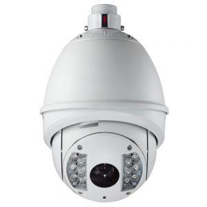 Фото 23 - Hikivision DS-2DF1-714 + TRASSIR ActiveDome в подарок. Уличная скоростная купольная поворотная аналоговая видеокамера с ИК-подсветкой..