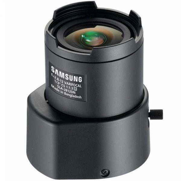 Фото 1 - Вариофокальный объектив Wisenet Samsung SLA-2812DN.