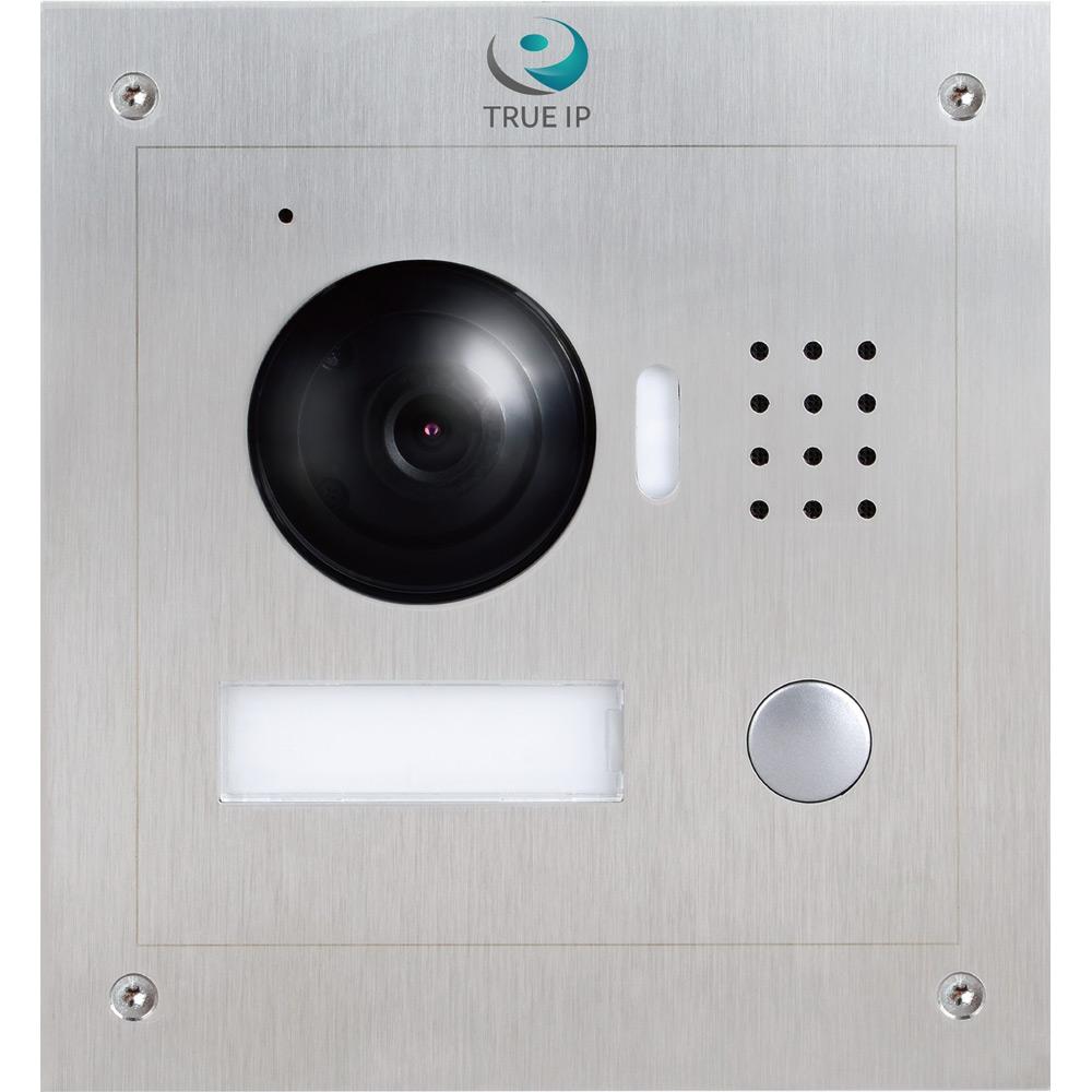 Фото 4 - TRUE-IP TI-2308M. Уличная вандалозащищенная IP вызывная панель для систем домофонии с встроенной 1.3 Мп камерой.