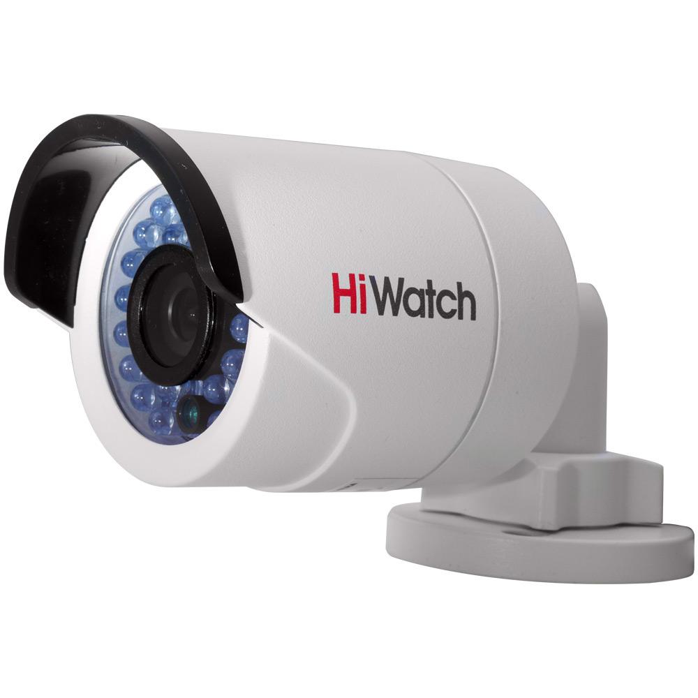 Фото 5 - HiWatch DS-I120. Уличная компактная IP-камера в цилиндрическом корпусе.
