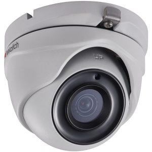 Фото 43 - HiWatch DS-T503. Уличная 5Мп HD-TVI камера-сфера с ИК-подсветкой EXIR.