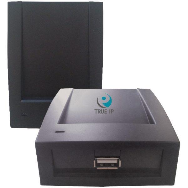 Фото 1 - Кардридер + ПО TI-USB. Устройство записи карт/брелков Mifare.