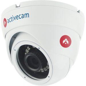 Фото 13 - ActiveCam AC-TA481IR2. Уличная 2Мп мультистандартная вандалозащищенная камера-сфера.