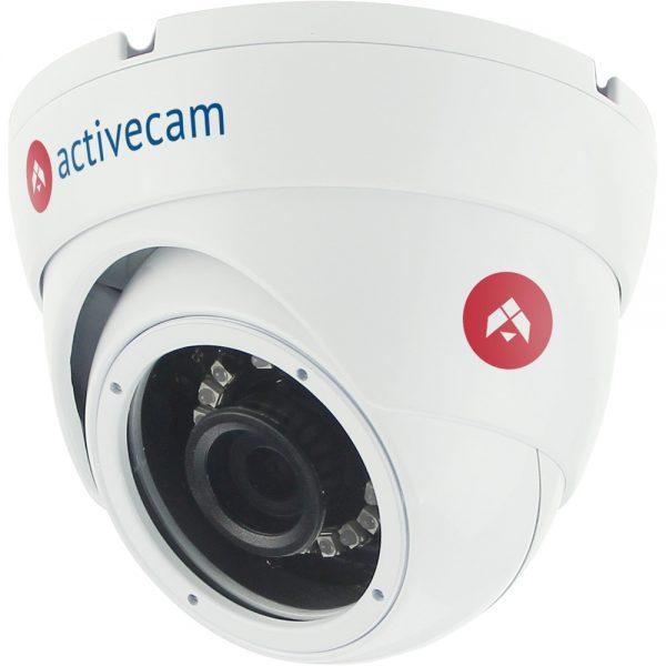 Фото 1 - ActiveCam AC-TA481IR2. Уличная 2Мп мультистандартная вандалозащищенная камера-сфера.