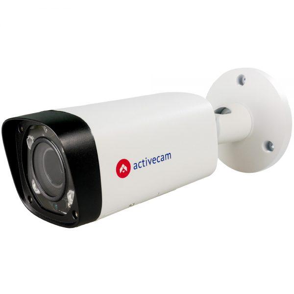 Фото 2 - ActiveCam AC-D2123WDZIR6 + ПО TRASSIR в подарок. Уличная FullHD IP-камера с motor-zoom и ИК-подсветкой.