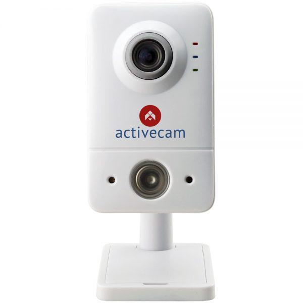 Фото 1 - ActiveCam AC-D7121IR1W. Беспроводная сетевая 2Мп Cube-камера серии Smart Home с ИК-подсветкой, microSD и Real WDR 96дБ.