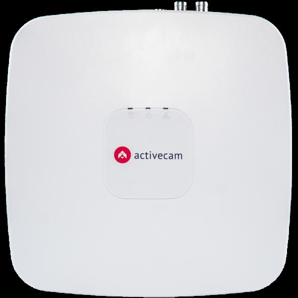Фото 4 - Гибридный видеорегистратор на 8 каналов ActiveCam AC-HR2104 с поддержкой TVI, AHD, CVI и IP-камер.