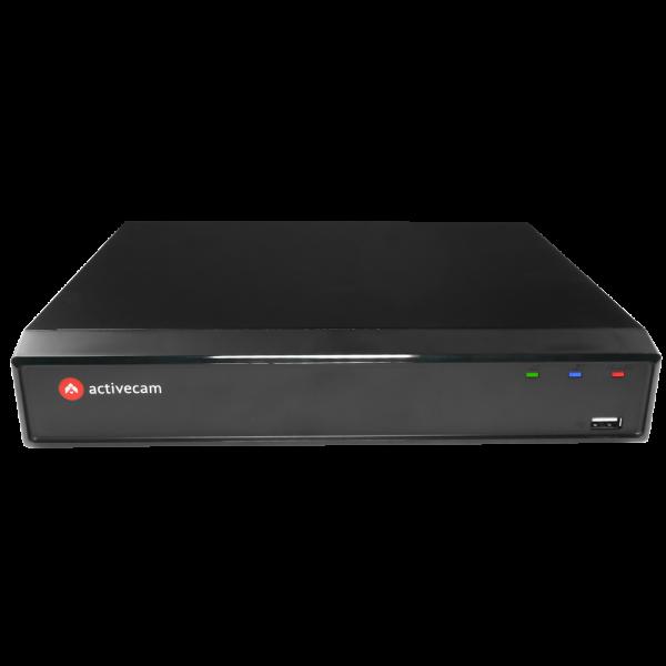Фото 1 - 16-канальный гибридный регистратор ActiveCam AC-HR2116 с поддержкой TVI, AHD, CVI и IP-камер.