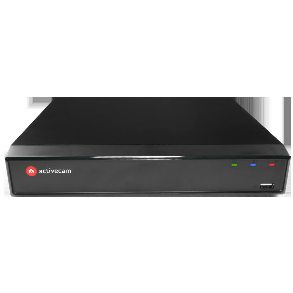 Фото 5 - 16-канальный гибридный регистратор ActiveCam AC-HR2116 с поддержкой TVI, AHD, CVI и IP-камер.