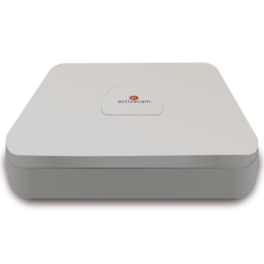Фото 4 - Гибридный регистратор на 8 каналов ActiveCam AC-HR2108 с поддержкой TVI, AHD, CVI и IP-камер.