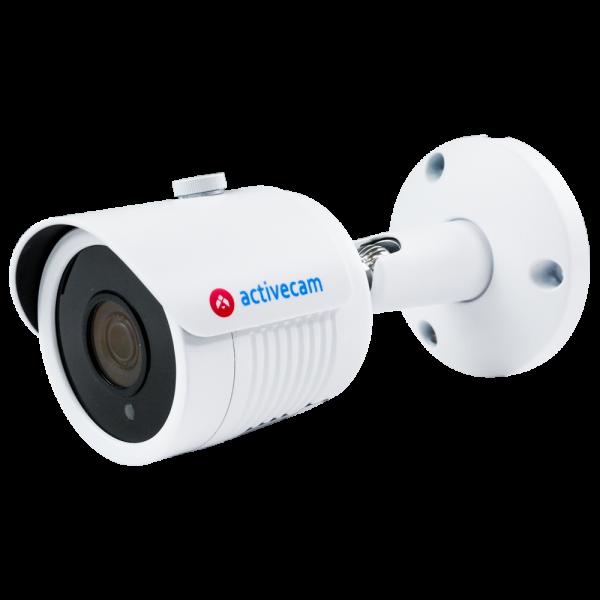 Фото 2 - ActiveCam AC-TA281IR3. Уличная компактная 4-в-1 аналоговая 2Мп камера-цилиндр с ИК-подсветкой.