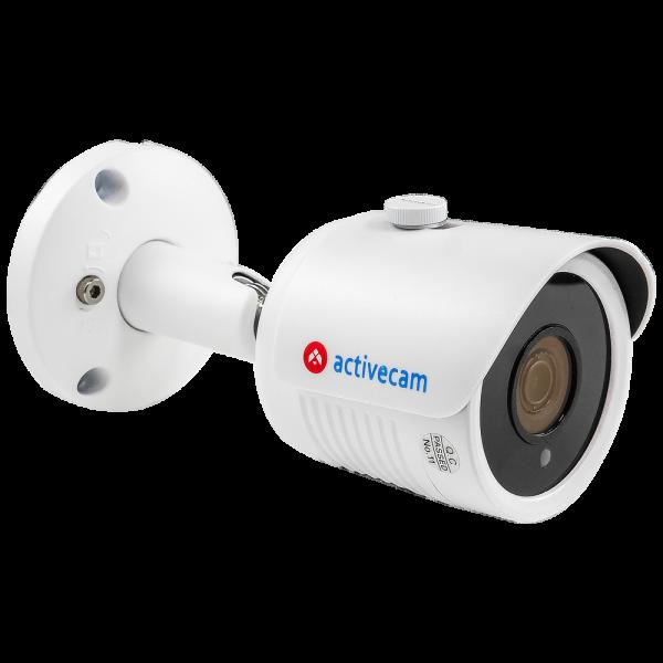 Фото 3 - ActiveCam AC-TA281IR3. Уличная компактная 4-в-1 аналоговая 2Мп камера-цилиндр с ИК-подсветкой.