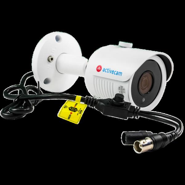 Фото 4 - ActiveCam AC-TA281IR3. Уличная компактная 4-в-1 аналоговая 2Мп камера-цилиндр с ИК-подсветкой.