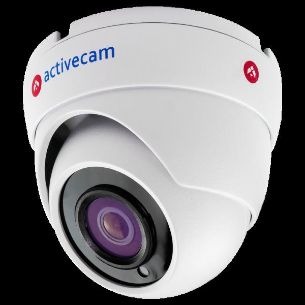 Фото 2 - ActiveCam AC-TA481IR2. Уличная 2Мп мультистандартная вандалозащищенная камера-сфера.