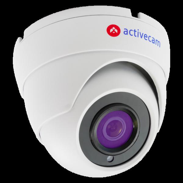 Фото 3 - ActiveCam AC-TA481IR2. Уличная 2Мп мультистандартная вандалозащищенная камера-сфера.
