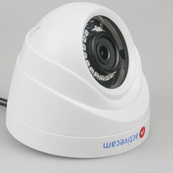 Фото 6 - ActiveCam AC-TA461IR2. Мультистандартная 720p камера-сфера.