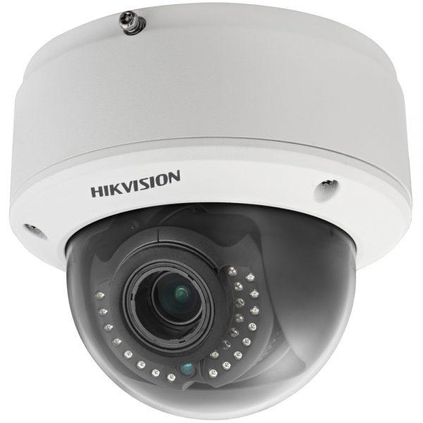 Фото 1 - HikVision DS-2CD4125FWD-IZ + ПО TRASSIR в подарок. Вандалостойкая IP-камера с аппаратной аналитикой и WDR 140дБ.
