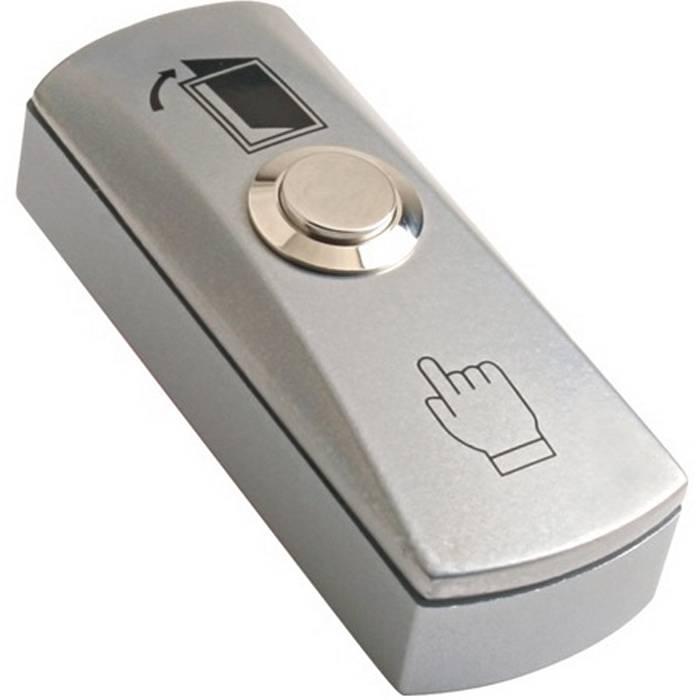 Фото 6 - Кнопка выхода металлическая накладная NO AccordTec AT-H805A.