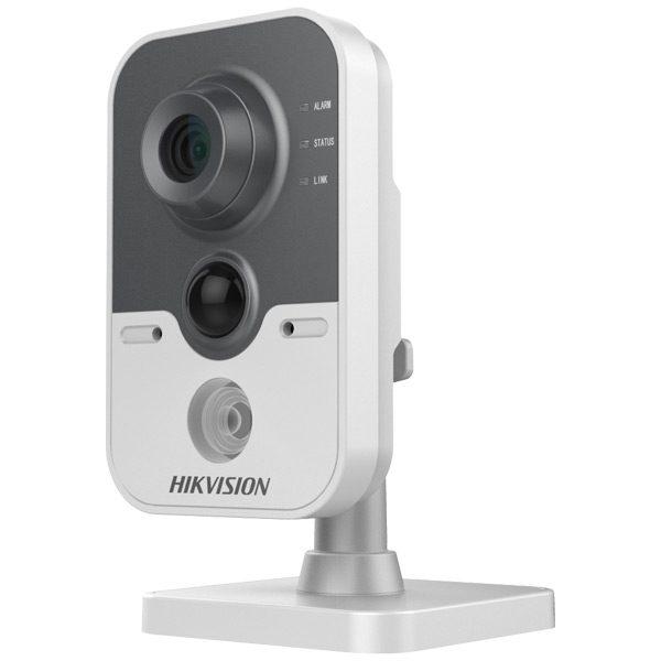 Фото 1 - Hikvision DS-2CD2442FWD-IW + ПО TRASSIR в подарок. Беспроводная IP-камера 4Мп с ИК-подсветкой и WDR 120дБ для офиса и дома.