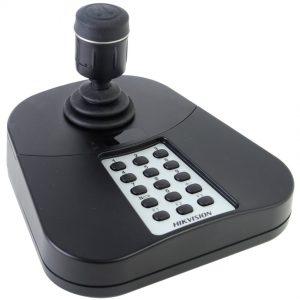 Фото 1 - Hikvision DS-1005KI – пульт управления поворотными камерами и регистраторами.