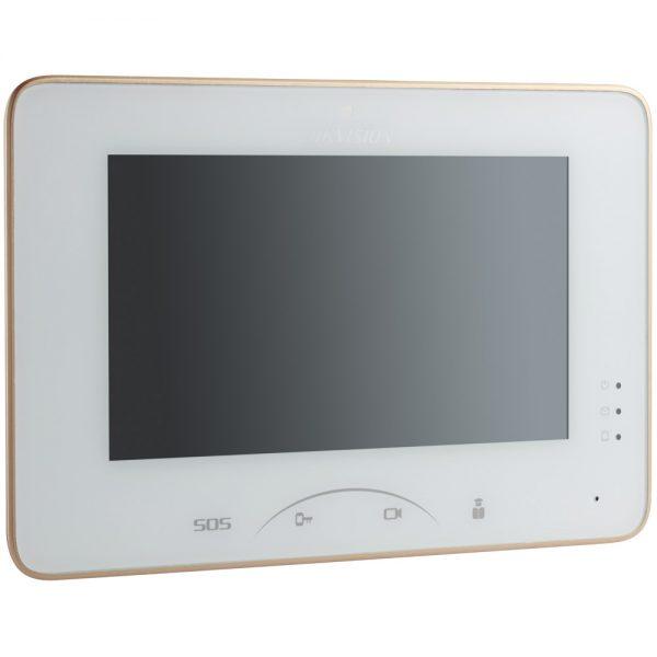 Фото 3 - HikVision DS-KH8300-T. IP-монитор для систем домофонии с поддержкой SD-карт.