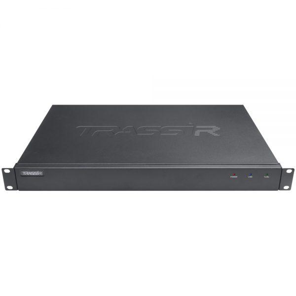 Фото 5 - TRASSIR MiniNVR AnyIP 16-4P. Сетевой видеорегистратор с поддержкой питания IP-камер по стандарту PoE.