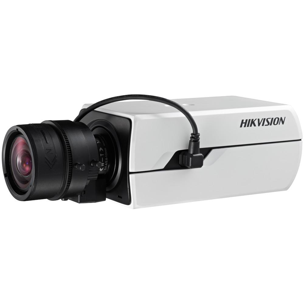 Фото 4 - HikVision DS-2CD40C5F-AP + ПО TRASSIR в подарок. Интеллектуальная 12Мп сетевая Box-камера c P-Iris и аппаратной аналитикой.