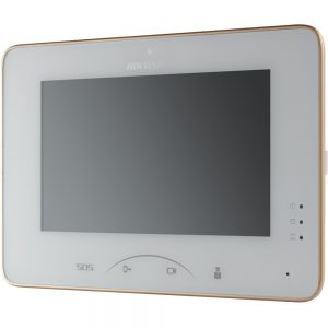 Фото 4 - HikVision DS-KH8300-T. IP-монитор для систем домофонии с поддержкой SD-карт.