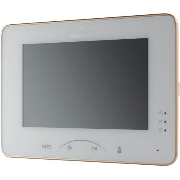 Фото 1 - HikVision DS-KH8300-T. IP-монитор для систем домофонии с поддержкой SD-карт.