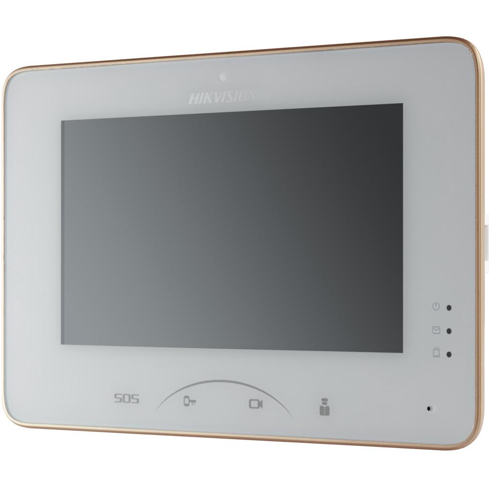 Фото 8 - HikVision DS-KH8300-T. IP-монитор для систем домофонии с поддержкой SD-карт.
