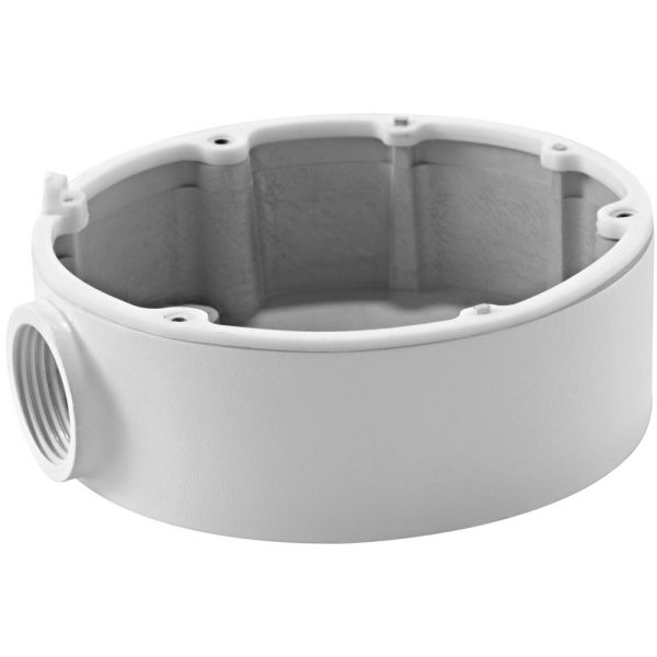Фото 1 - HikVision DS-1280ZJ-DM18. Монтажная коробка для крепления купольных камер.