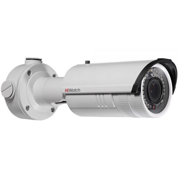 Фото 2 - HiWatch DS-I126. Уличная сетевая камера-цилиндр с вариофокальным объективом.