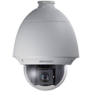 Фото 30 - HikVision DS-2AF1-412x + TRASSIR ActiveDome в подарок. Уличная вандалозащищенная скоростная купольная поворотная аналоговая видеокамера..