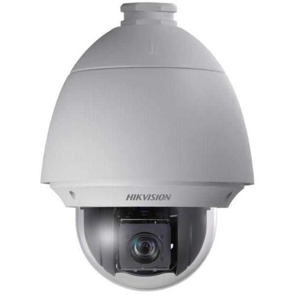 Фото 1 - HikVision DS-2AF1-412x + TRASSIR ActiveDome в подарок. Уличная вандалозащищенная скоростная купольная поворотная аналоговая видеокамера..