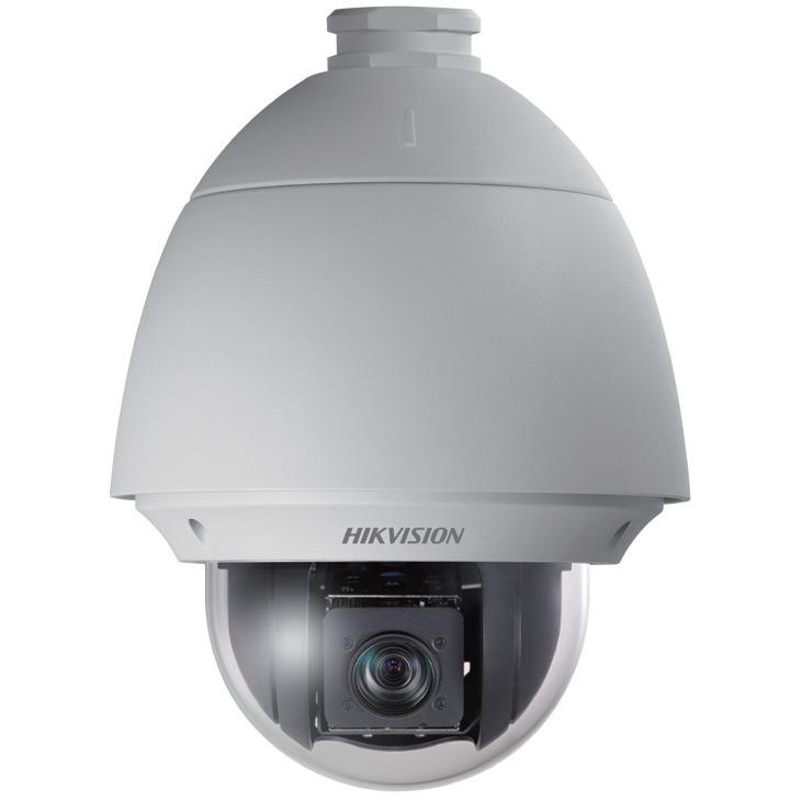 Фото 2 - HikVision DS-2AF1-412x + TRASSIR ActiveDome в подарок. Уличная вандалозащищенная скоростная купольная поворотная аналоговая видеокамера..