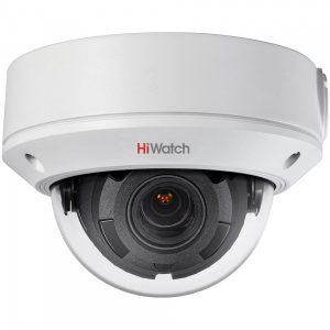 Фото 23 - HiWatch DS-I208. Уличная вандалостойкая 2Мп IP-камера с EXIR-подсветкой и вариообъективом.