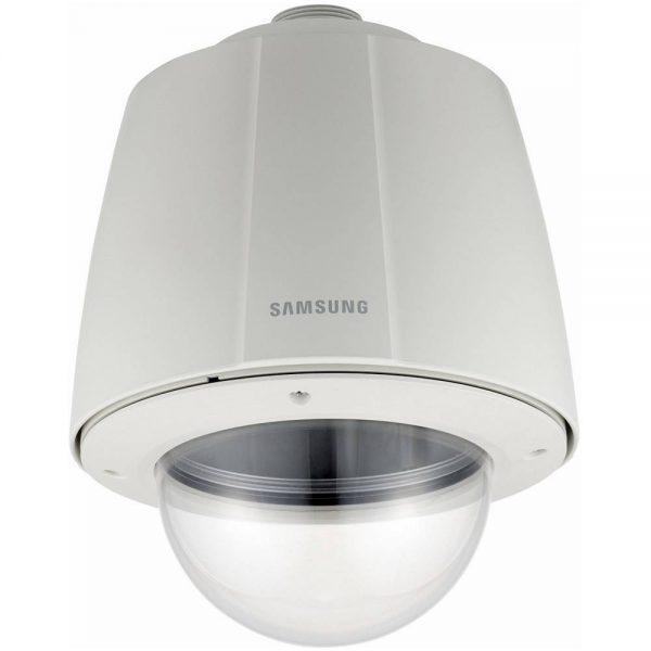 Фото 1 - Уличный вандалостойкий кожух Wisenet Samsung SHP-3701H с обогревателем/вентилятором для поворотной камеры.