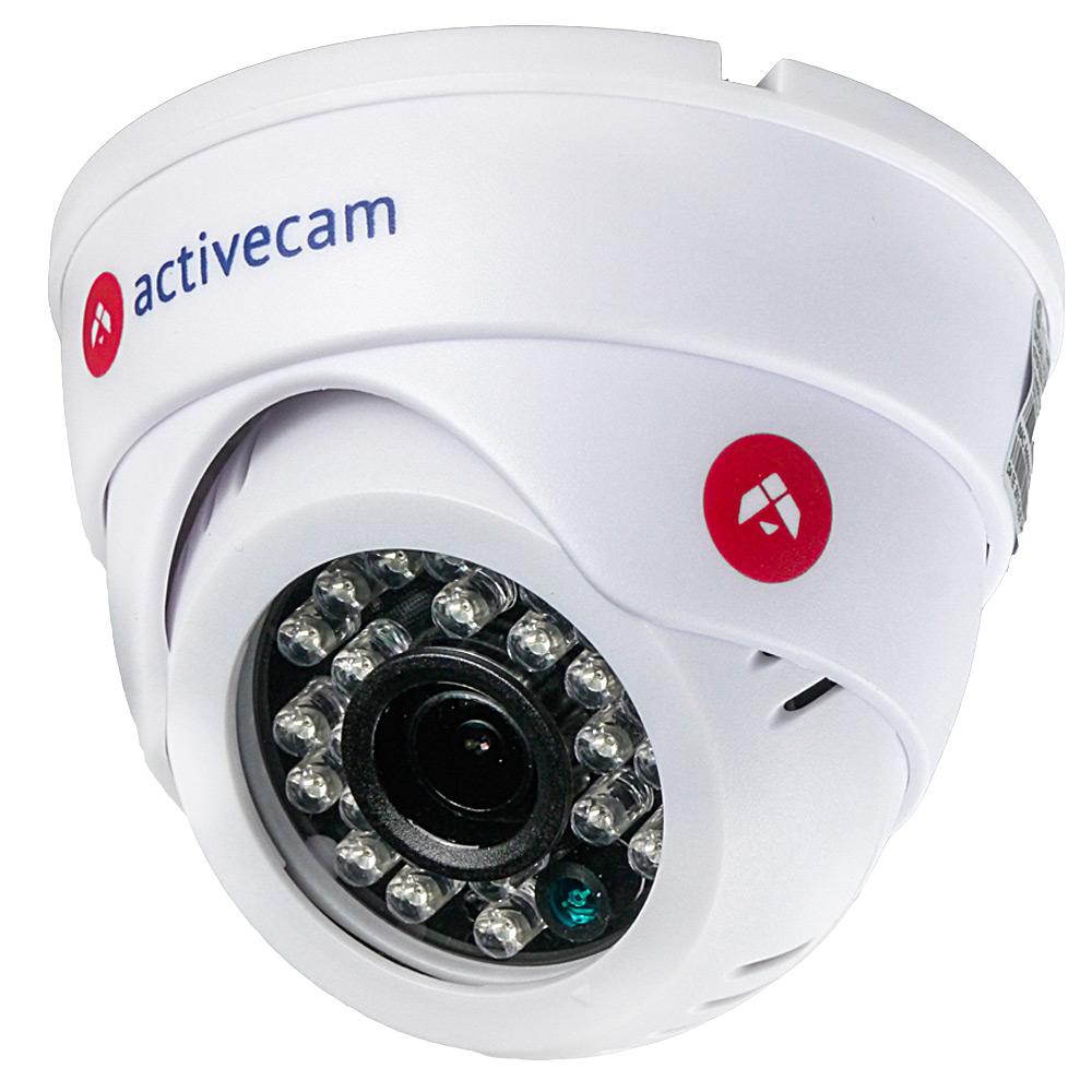Фото 7 - ActiveCam AC-D8121IR2W. Внутренняя беспроводная 2Мп IP камера-сфера с ИК-подсветкой.