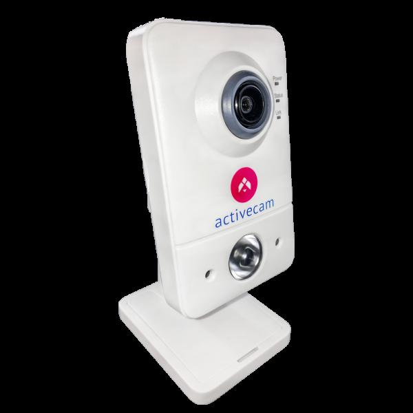 Фото 3 - ActiveCam AC-D7121IR1W. Беспроводная сетевая 2Мп Cube-камера серии Smart Home с ИК-подсветкой, microSD и Real WDR 96дБ.