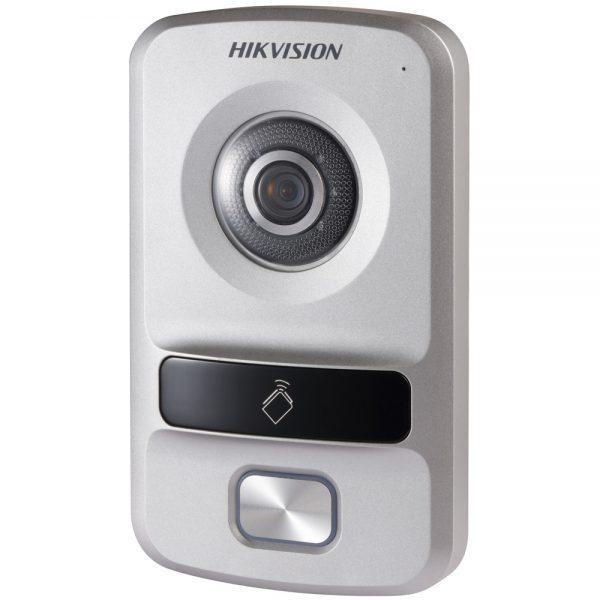 Фото 3 - HikVision DS-KV8102-IP/VP. Уличная IP вызывная панель с встроенной видеокамерой и LED/ИК-подсветкой для систем домофонии.