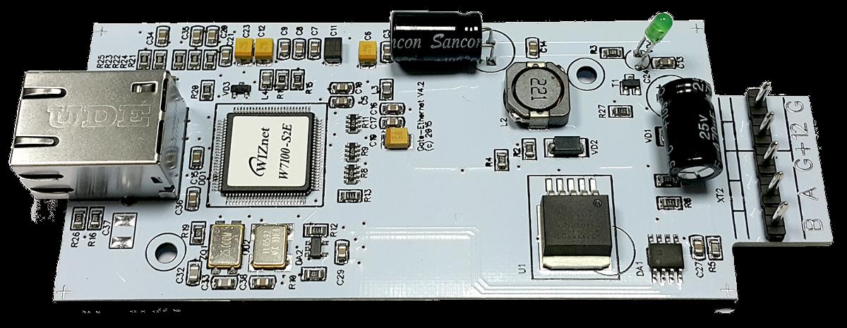 Фото 3 - GATE-485/Ethernet.