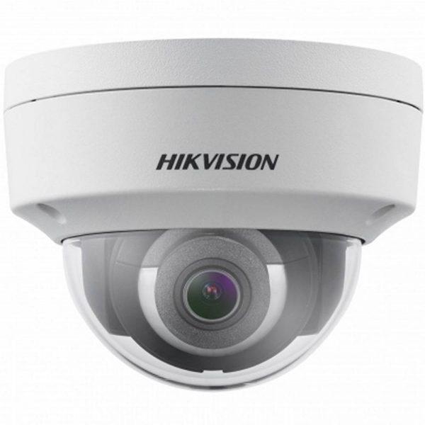 Фото 1 - Вандалостойкая 5Мп IP-камера Hikvision DS-2CD2155FWD-IS с EXIR-подсветкой + подарок ПО TRASSIR.
