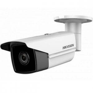 Фото 2 - Уличная 5Мп IP-камера Hikvision DS-2CD2T55FWD-I8 с EXIR-подсветкой + подарок ПО TRASSIR.