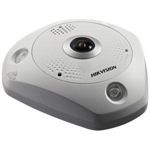 Фото 26 - HikVision DS-2CD6362F-IS + ПО TRASSIR в подарок. 6Мп профессиональная сетевая FishEye-камера с ИК-подсветкой.